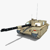 FV4034 Challenger 2 British Battle Tank