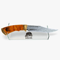 hunting knife blade max