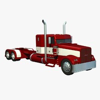 3d freightliner classic xl