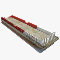 Barge Bulk Cargo