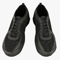 Sport Shoes Black