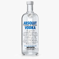 absolut vodka dxf