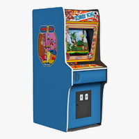 Arcade Game Donkey Kong