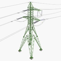 3d 3ds voltage power line