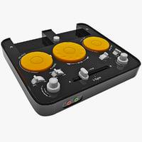 3d ispin dj mixer ipod