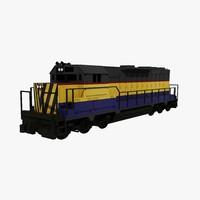 max diesel locomotive