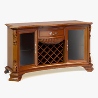 3d model classic sideboard