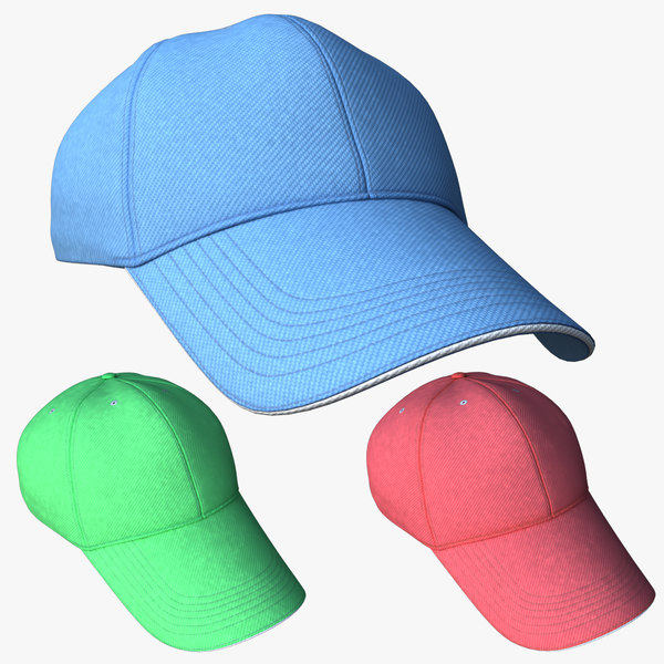 3d model hat - Cap... by YimitRG