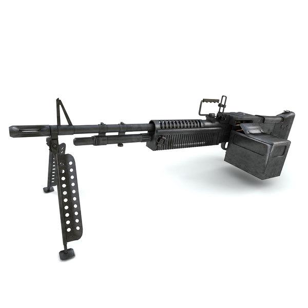 m60 machine gun - photo #46