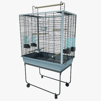 maya bird cage