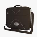 laptop bag 3D models