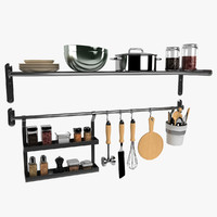 Kitchen Shelf 1