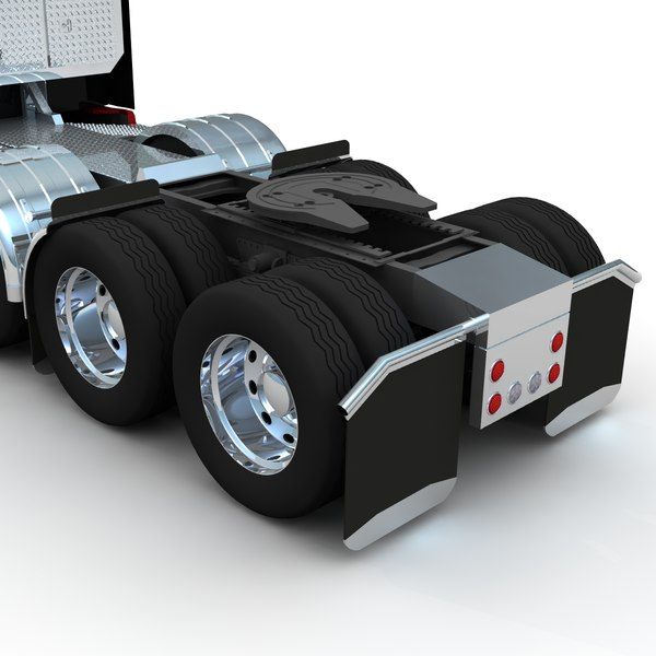 lightwave t600 axle - Kenworth T600 4 Axle... by bansheewoj
