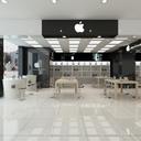 Apple Store 3D models