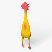rubber chicken max