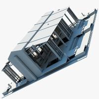 3d model complex structure