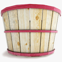 maya wood basket