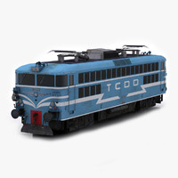 tcdd e 40015 electric 3d 3ds
