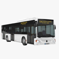 mercedes-benz citaro city bus max