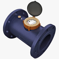Industrial Water Meter