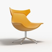 offecct lounge chair max
