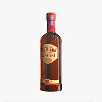 southern comfort bottle 3ds