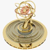 maya astrolabe