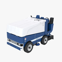 Zamboni Ice Resurfacer