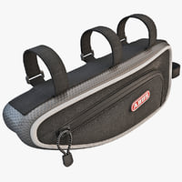 3d abus bicycle bag model