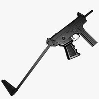 Kedr PP 91 Submachine Gun