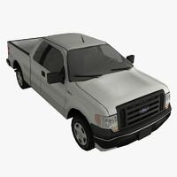 pickup 3d max