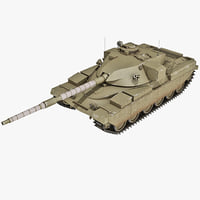 Chieftain United Kingdom Battle Tank 2