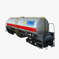 oil tank wagon 3ds