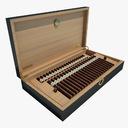cigar box 3D models