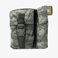 military lantern bag obj