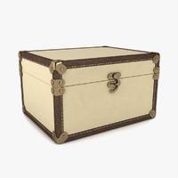gavin box 3d model
