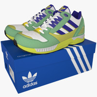 3d shoes adidas zx8000