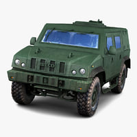 Infantry Mobility Vehicle Iveco LMV