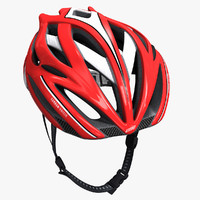 bike helmet 3d max