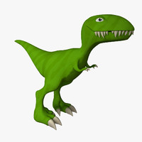maya dinosaur cartoon