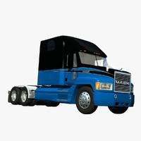 lwo mack ch truck sleeper