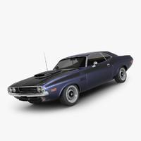 Dodge Challenger TA 1970