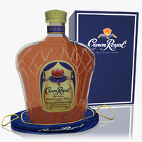Crown Royal Whisky Set
