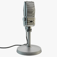 x microphone electro-voice v-1