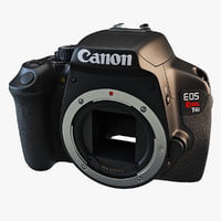 Canon EOS REBEL T4i Body