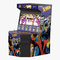 x-men arcade 3ds