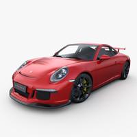 Porsche 911 Carrera GT3 2014