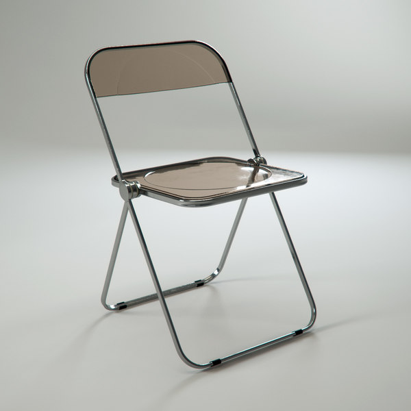 max giancarlo plia foldable chair - Plia Foldable Chair... by BBB3viz