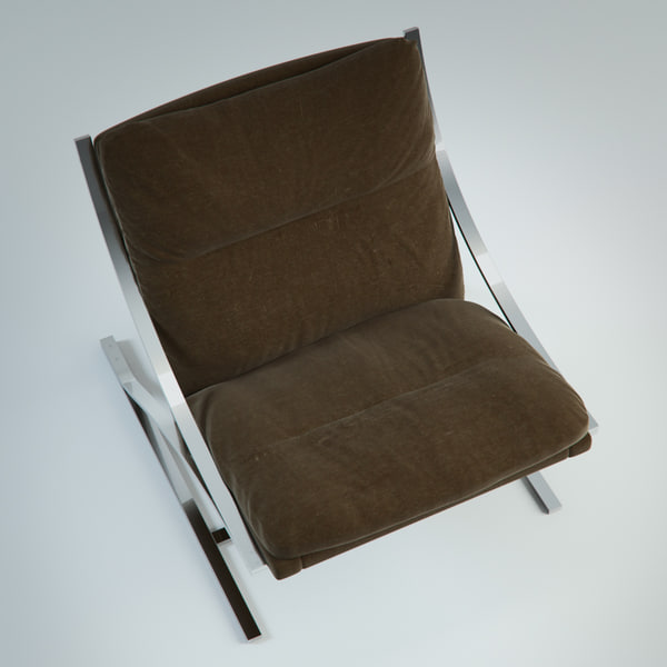 photorealistic zeta chair 3d model - Photorealistic Zeta Chair... by BBB3viz