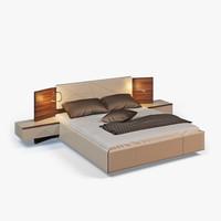 3d max bed